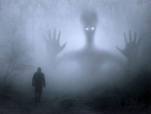 Esprit, cauchemar dans la nuit