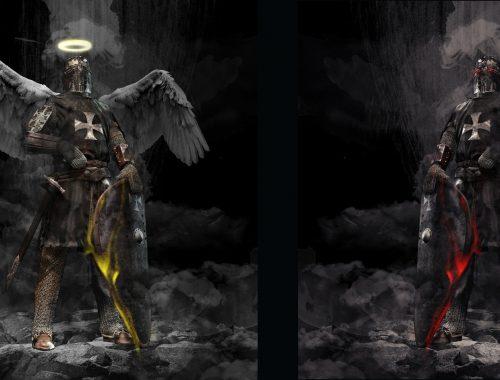 Dualité du chevalier