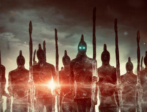 Une armée de morts