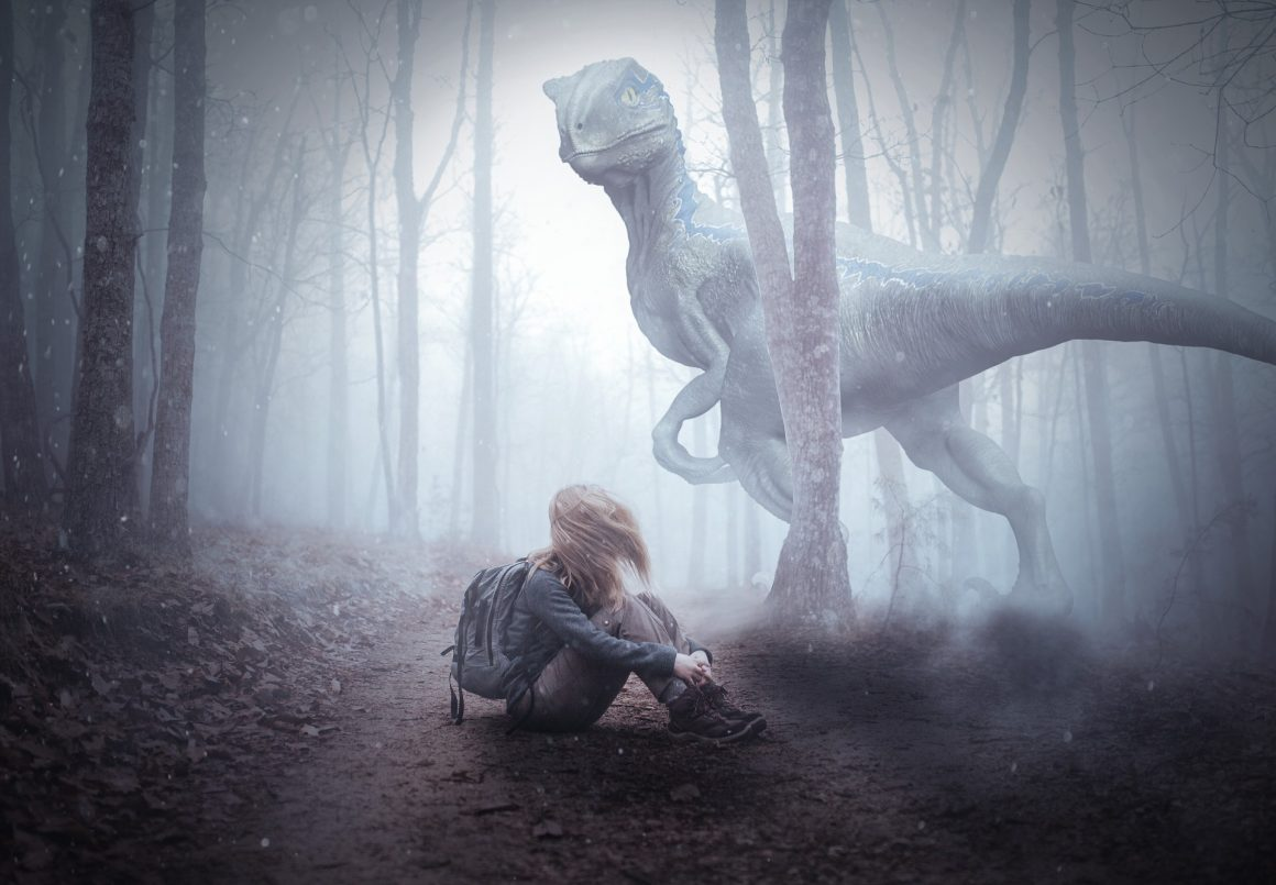 Voyage dans le monde perdu - Raptors