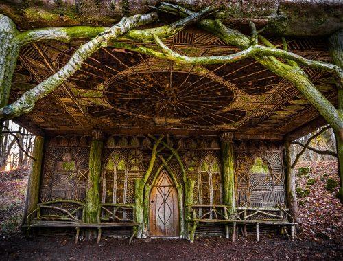 La hutte royale