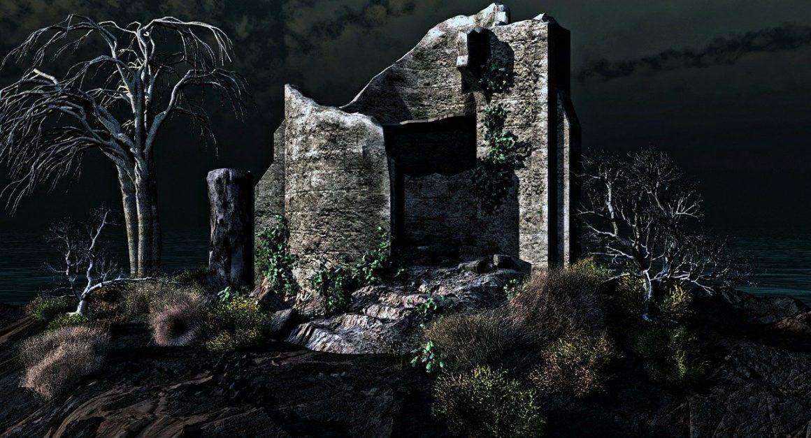 Les ruines maudites