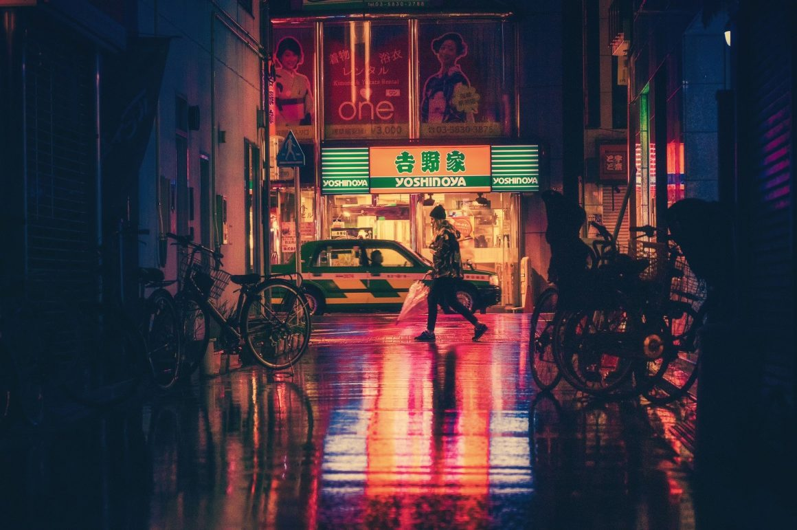 Direction Osaka