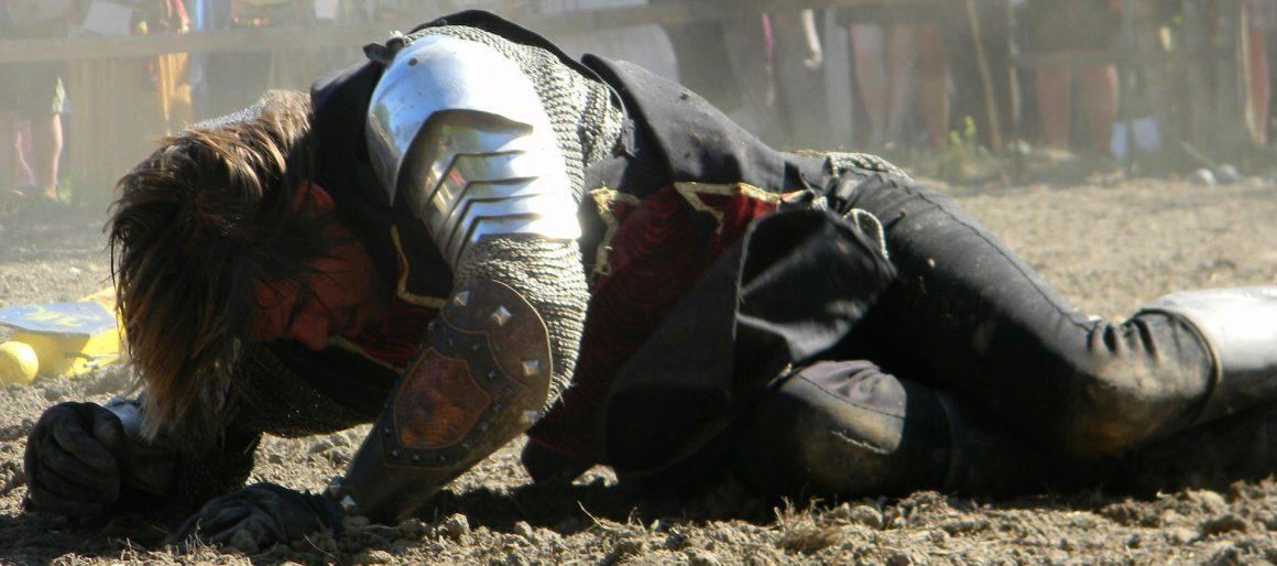 Le chevalier de mon coeur