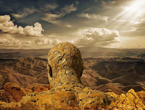 Le géant de pierre