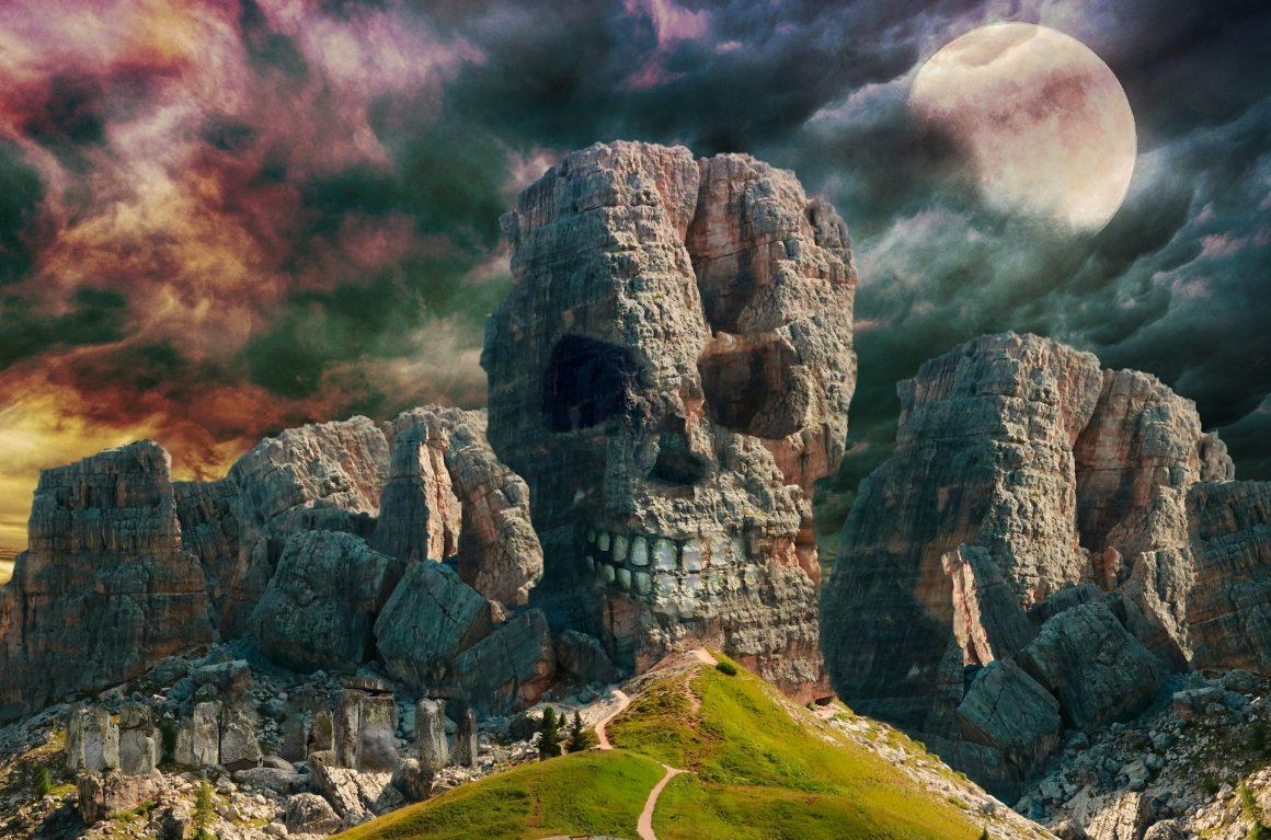 Les montagnes du diable