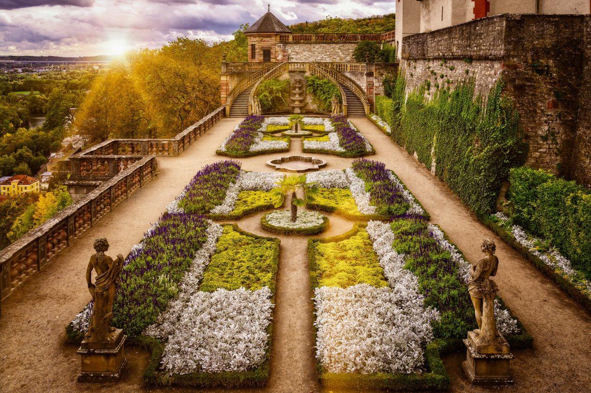 Mes jardins baroques