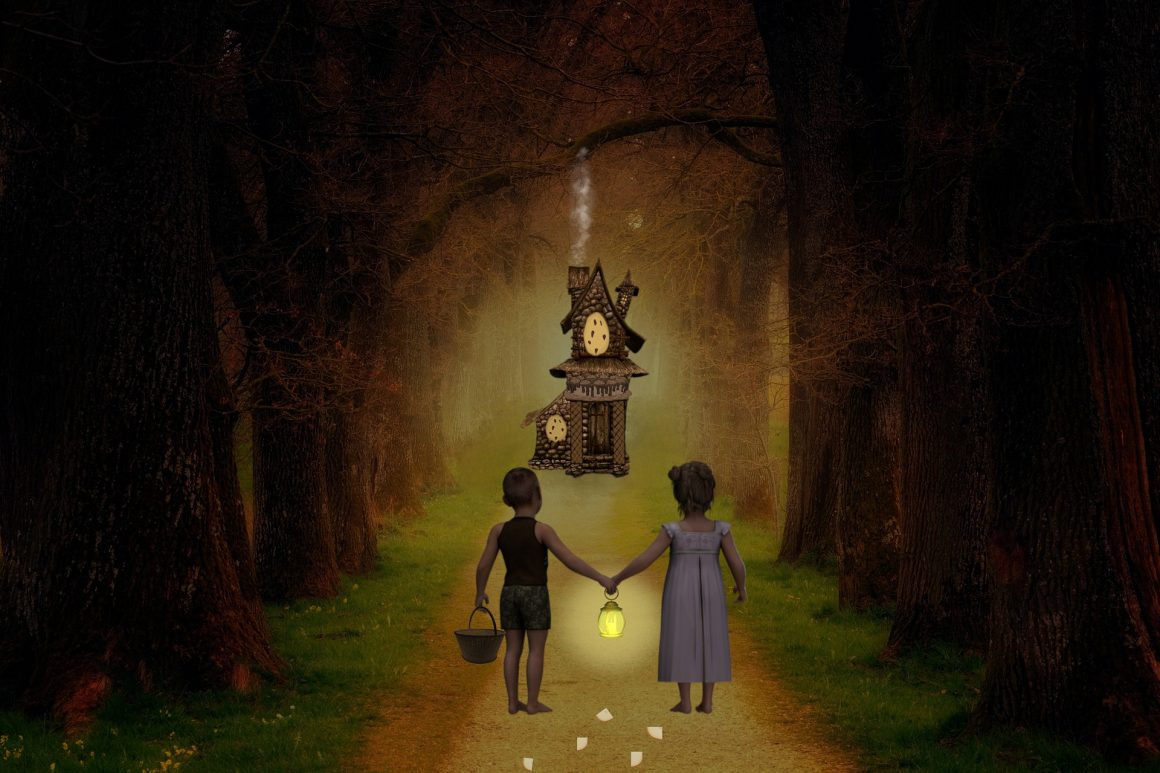 Hansel et Gretel - conte revisité